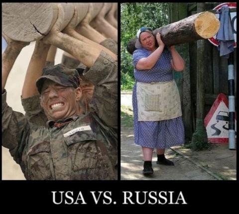 Jokes Russian Beauties Get 90